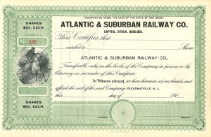 Atlantic & Suburban Railway Co.