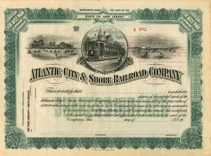 Atlantic City & Shore Railroad Company