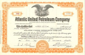 Atlantic United Petroleum Company - SOLD