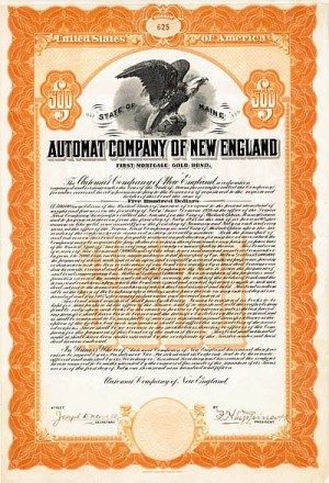 Automat Company of New England