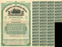 Arizona Mineral Belt Railroad Company - $1,000