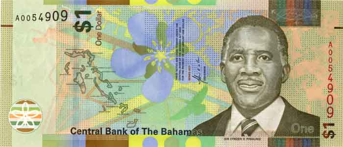Bahamas P-New - Foreign Paper Money