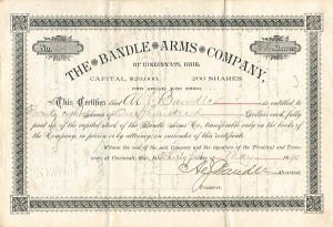 Bandle Arms Company