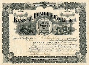 Banner Lumber Co., Limited