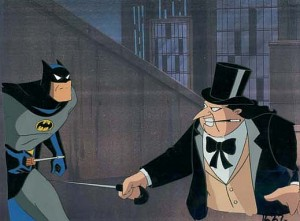 Batman & the Penguin