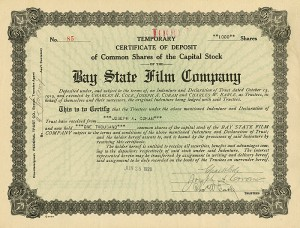 Bay State Film Company