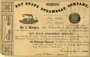 Richard Borden - Bay State Steamboat Co