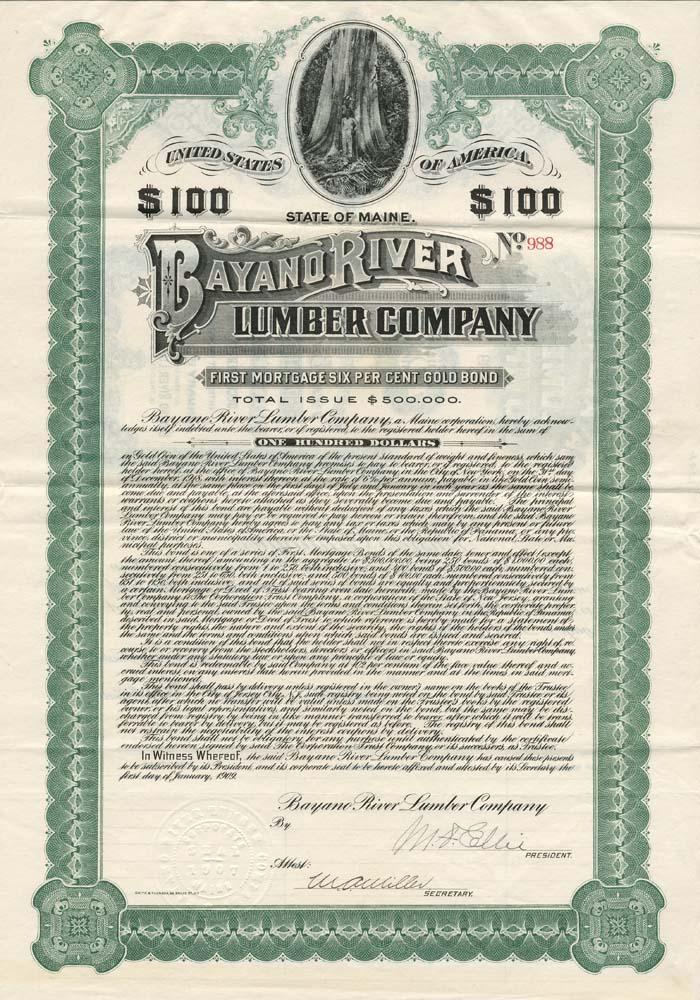 Bayano River Lumber Company