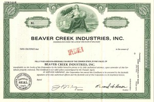Beaver Creek Industries, Inc.
