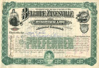 Bellaire, Zanesville and Cincinnati Railway Company