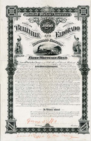 Belleville and Eldorado Railroad Company