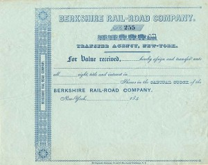 Berkshire Rail-Road Company