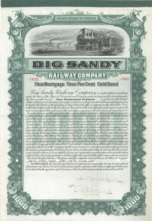 Big Sandy Railway