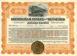 Birmingham, Ensley and Bessemer Railroad Company