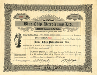 Blue Chip Petroleums LTD.