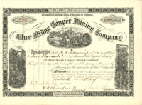 Blue Ridge Copper Mining Company