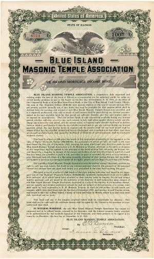 Blue Island Masonic Temple Association