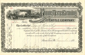 Bonne-Terre Farming and Cattle Company