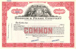 Boorum & Pease Company