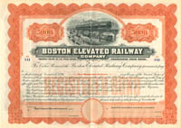 Boston Elevated Railway Company