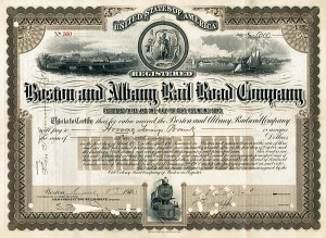 Boston & Albany Railroad