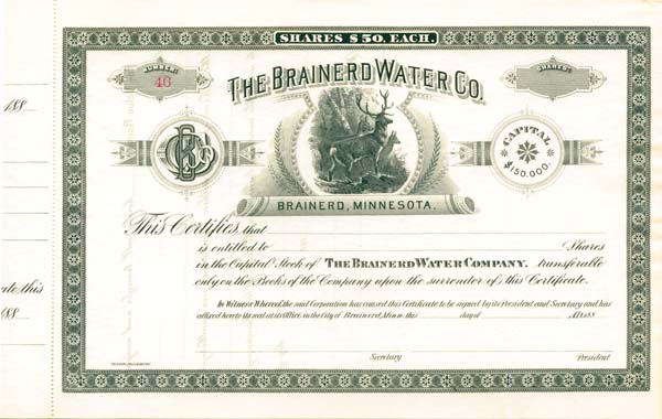 Brainerd Water Company