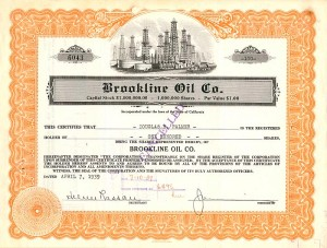 Brookline Oil Co.