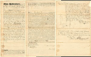 Deed for Brooklyn, N.Y. Property