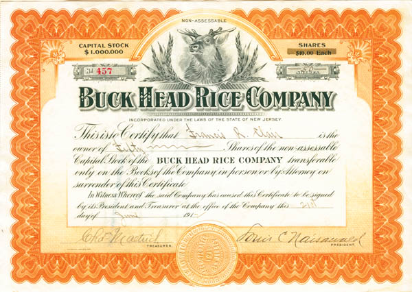 Buck Head Rice Company