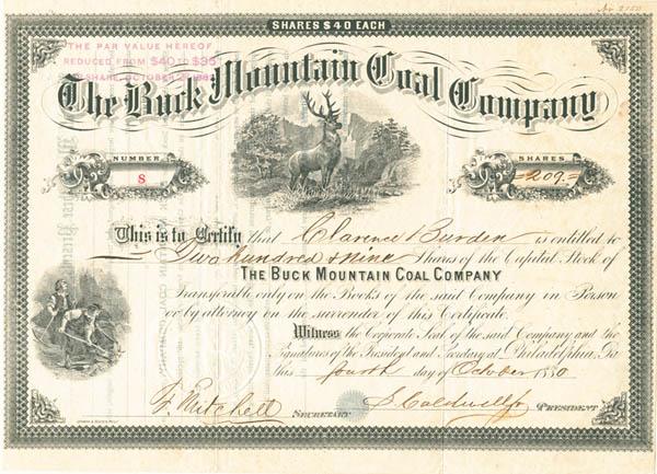 Collectible buck mountain coal co for Penn state lehman craft fair 2017