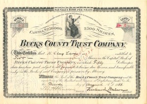 Bucks County Trust Company