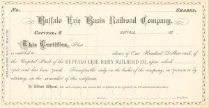 Buffalo Erie Basin Railroad Company