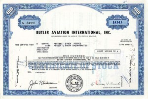 Butler Aviation International, Inc.