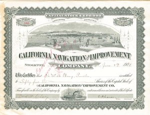 California Navigation and Improvement Company
