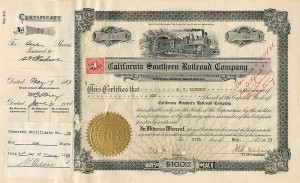 California Southern Railroad Company