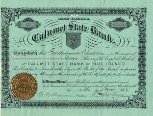 Calumet State Bank of Blue Island