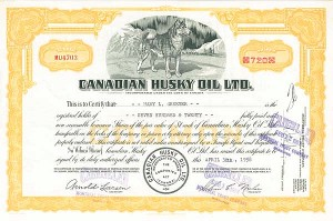 Canadian Husky Oil Ltd