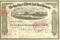 Cape May and Millville Rail Road Company
