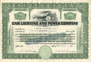 Car Lighting and Power Company