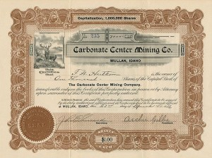 Carbonate Center Mining Co.