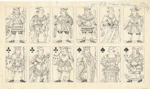 Proof Sheet of 12 - France