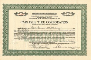 Carlisle Tire Corporation