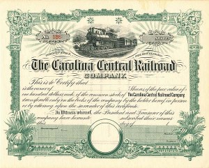 Carolina Central Railroad Company