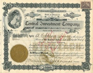 Central Investment Company