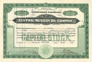 Central Mexican Oil Company
