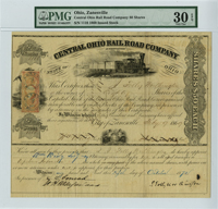 Central Ohio Railroad Company
