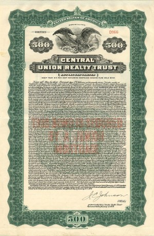 Central Union Realty Trust