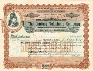 Century Telephone Company - SOLD