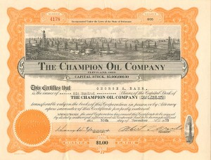 Champion Oil Company