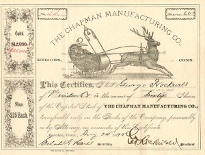 Chapman Manufacturing Co.